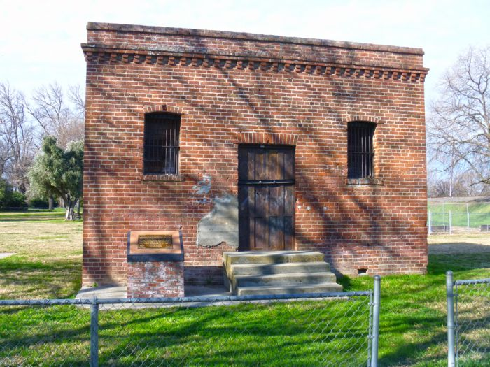 Historic Tehama County Jail